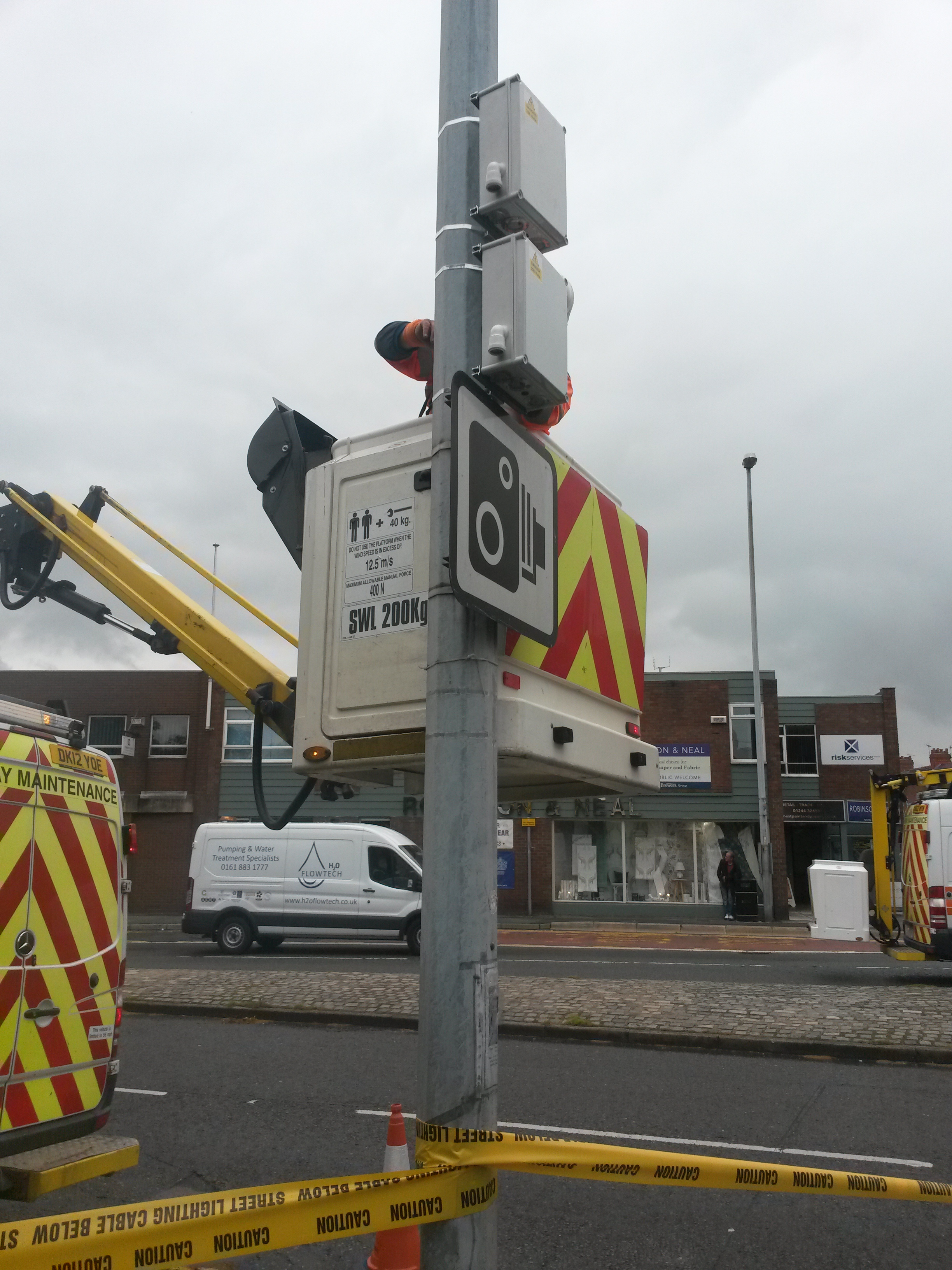 Air Quality Monitoring solution contributes to reduce traffic pollution in Chester, UK
